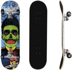 PRO 31 pulgadas Skateboards completa para los adolescentes principiantes Chicas Chicos niños adultos