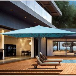Piscina Guarda-sol fábrica resistente a UV a dobragem Jardim Chinês Parasol de madeira ou de aço inoxidável Guarda-sol para casamento festa