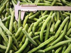 La Chine de haricots verts surgelés IQF Haricots verts de haute qualité