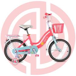 Novo estilo Pink Meninas/Rapazes Bike Kids Aluguer de ciclo de crianças