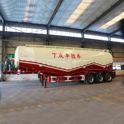 Panda New 40 toneladas de cemento semi remolque cisterna 3 ejes para la venta de los graneleros