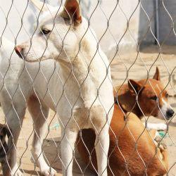 스테인리스 케이블 밧줄 동물원 메시 동물성 울안은 를 위한 보호한다