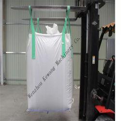 Duffle 상단/FIBC 대량 부대 1500kg를 가진 폴리프로필렌 500kg 1000kg 엄청나게 큰 큰 부대