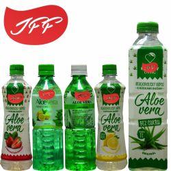 専用ラベル「 Aloe Vera Gel Juice 」ドリンク(ボトル入り