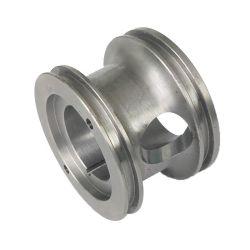 Zoll CNC bearbeitete anodisiertes Aluminium, CNC maschinell bearbeitete Aluminiumteile für LED-Beleuchtung-Haus maschinell