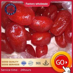 Leicht fetthaltiger organischer getrockneter natürliche Frucht geschnittener Form-Salzlösung-Konservierung-Großhandelsprozeß