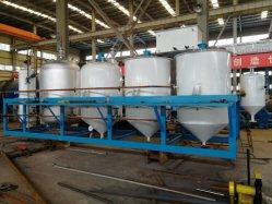 石油精製、原油精製機械、食用油精製設備