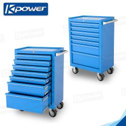 صندوق أدوات الشاحنة من الفولاذ المقاوم للصدأ/الألومنيوم