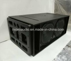 Berufszeile Reihe Subwoofer Lautsprecher verdoppeln 18 Zoll RS18