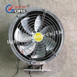 Économies d'énergie à la verticale de l'air de circulation de ventilateur de plafond pour les serres