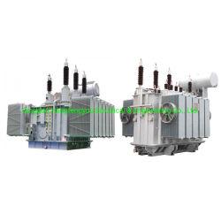 محول طاقة مغمور في الزيت من الفئة 220kv (حتى 150 ميجا فولت أمبير)