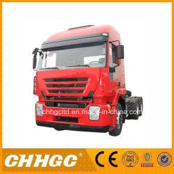 Sicurezza del trattore 6*4 e comodo diesel condurre il camion del trattore