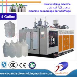 4 gallons d'eau de machines de moulage par soufflage de godet