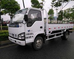 Isuzu 4X2 Euro 3/4/5 Moteur Diesel Cargo camionnette