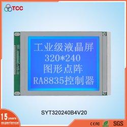 Commerce de gros 320x240/320*240 Graphique Ra8835 bleu contrôleur de module d'affichage LCD du panneau