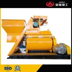 Jinrui Self-Loading électrique mobile à l'horizontale Precast Concrete Batching mixer de la machine de traitement par lot de mélange Js1500AH