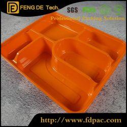 Plástico Extra Grandes Contenedores de almacenamiento de alimentos de la sopa de plástico de bañeras