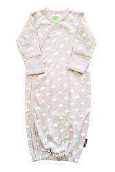 Beca Pajama confortável de algodão saia do sono adequado do bebé