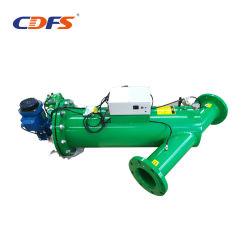 循環水のための産業使用の自浄式フィルター