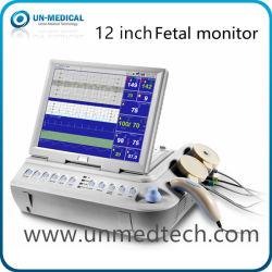 Médico Hospitalar da Cesta de montagem na parede opcional Mãe Fetal Monitor