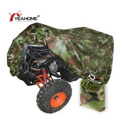 Imprimé camouflage ATV couvre la pluie de la neige de protection UV couvercle étanche Quad
