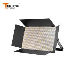 Melhor equipamento fotográfico de alta potência LED TV luz de estúdio