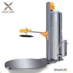 자동 절단 필름 기능을%s 가진 최고 압력 깔판 감싸는 기계