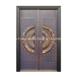 Tür-Lieferanten-Fabrik Soem-Gussaluminium-kugelsichere Sicherheits-Tür