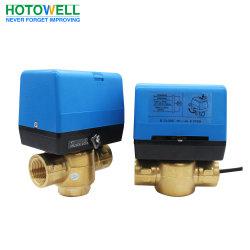 La modulation de pression du moteur de vanne de commande motorisée du modulateur