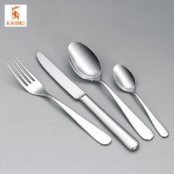 ホテルのレストラン304のステンレス鋼の食事用器具類テーブルウェア平皿類Forkspoonknife1702