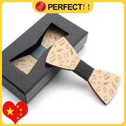 Semi, Ano Novo dom para venda por grosso de madeira Mens artesanais bow tie