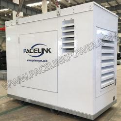 10kVA Ce/ISO를 가진 Yanmar에 의하여 강화되는 방음 디젤 엔진 발전기 세트