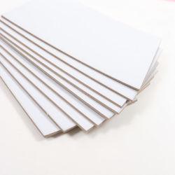Um lado cinzento Branco Placa de papel (950gsm) (Tamanho: 787*1041mm)