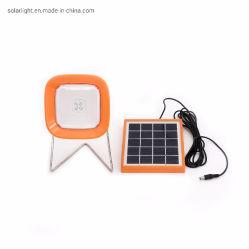 A energia verde Produtos Solares Camping com carregador de telemóvel