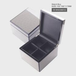 新しいデザイン贅沢/高品質/Squareの木かペーパーかプラスチックまたは革またはビロードの工場宝石類の腕時計の装飾的な香水のギフトの包装の一定の収納箱の卸売