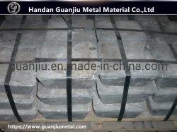 Precio competitivo de antimonio puro lingotes de metal Precio desde China Proveedor
