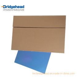 Ctcp positiva de la placa de PS revestimiento azul
