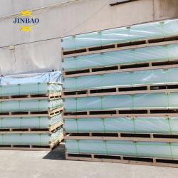 Jinbao 4X8 1mm claire décoratifs en Plexiglas transparent des verres de couleur utilisé prix bon marché des murs d'acheter d'administration de l'acrylique feuille de plexiglas