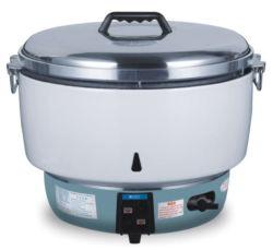 ETL anerkannter Gas-Reis-Kocher 10liter mit Gussaluminium Innerpot
