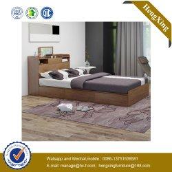 Простая конструкция школьников кровать деревянная мебель с одной спальней и современных средств фонда маркетингового развития
