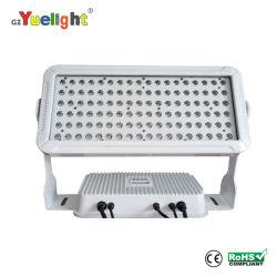 أفضل إضاءة ضوء LED ضوء أرضية الغاسلة الأرضية المقاوم للمياه 108PCS Disco إضاءة الحدث