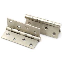 Le matériel en acier inoxydable de la quincaillerie de porte de la charnière du Cabinet