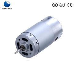 motore elettrico dello strumento di CC della mini asta cilindrica lunga di 750 serie di 12V 10500 giri/min. per Pump/CNC che lavora/portello del garage