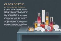 De Fles van /Lotion /Airless /Acrylic van het glas voor Kosmetische Verpakking