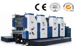 Middelgrote En Grote Afdrukmachines Multicolor Offset Printing Machinery