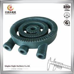 ストーブのガスの暖炉のバーナーの部品のためのカスタマイズされた OEM の鉄の鋳造
