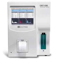 مختبر طبي عالي الجودة محلل طبي تلقائي للهيماتيولوجيا ثلاثي الأجزاء