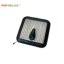 破裂音は前立腺のもみの振動紫色のマッサージのマットの光子の暖房のマットレスライトを緩める
