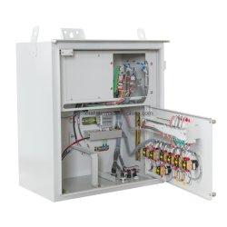 Potência de OEM Caixa Elétrica cablagem interna da caixa de distribuição de aço (LFCR0050)