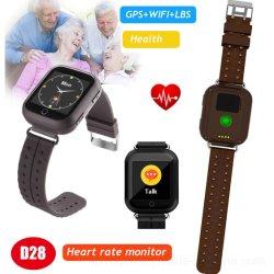 GPS Tracker-apparaat voor volwassenen met hartslagmeter D28
